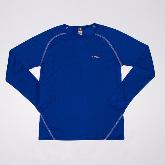 Camiseta Interior BORIKEN Azul Niño/a (10-16)