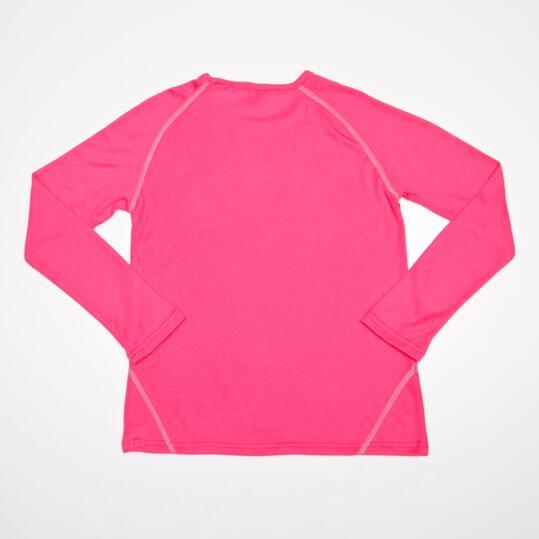 Camiseta Interior BORIKEN Fucsia Niño/a (10-16)