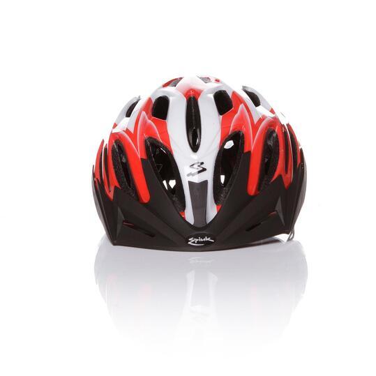 SPIUK KOWTER Casco Bicicleta Rojo