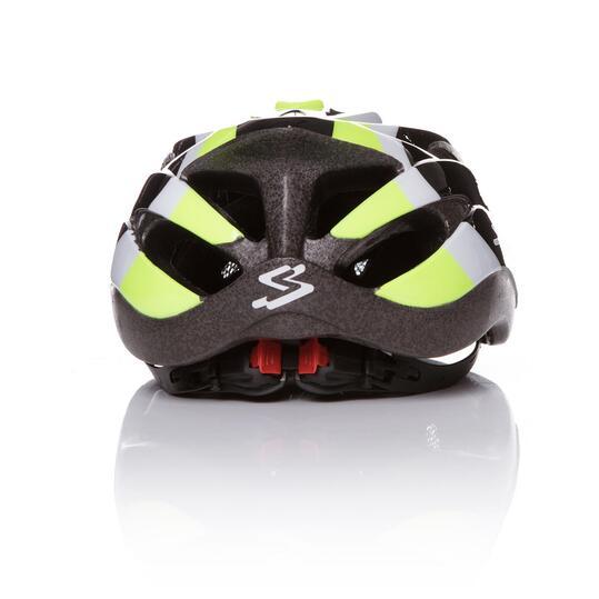 SPIUK ZIRION Casco Bicicleta Negro