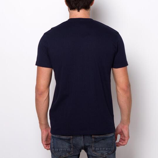 Camiseta Manga Corta MANCHESTER SOURCE LAB Marino