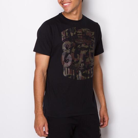 ECKO CIVIC PRINT Camiseta Manga Corta Hombre