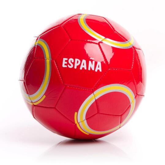 Balón Fútbol DAFOR Rojo