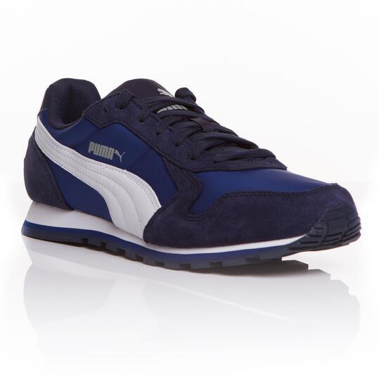PUMA RUNNER Sneakers Marino Hombre