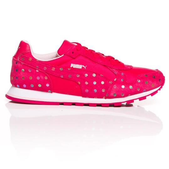 PUMA RUNNER DOTFETTI Sneakers Coral Niña (36-39)