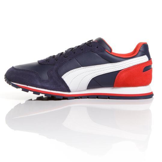PUMA RUNNER Sneakers Azul Marino Niño (36-39)