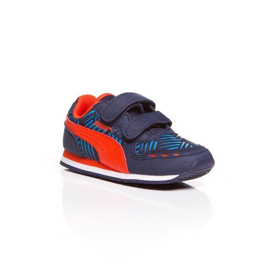 PUMA CABANA RACER Sneakers Morado Rojo Niño (20-27)