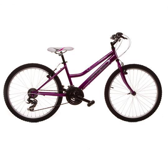 """MÍTICAL KATANA 24""""Bicicleta Niño Morada"""