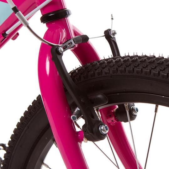 """MÍTICAL LAYKA 20"""" Bicicleta Niña Rosa"""