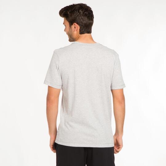 PUMA STYLE Camiseta Gris Hombre