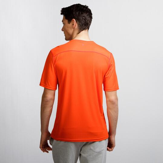 Camiseta Tenis PROTÓN Rojo Hombre