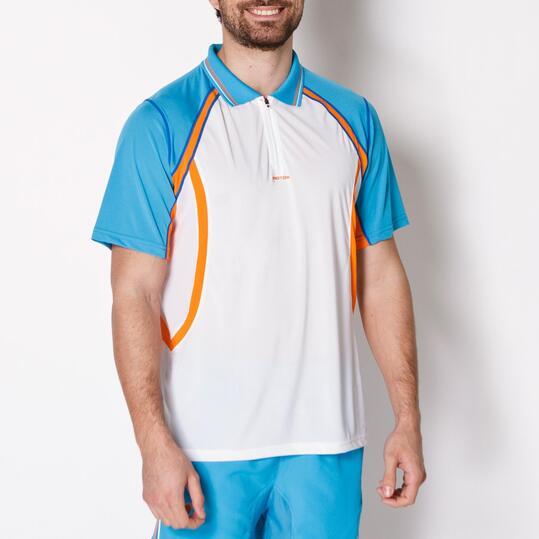 Polo Tenis PROTON Hombre Blanco