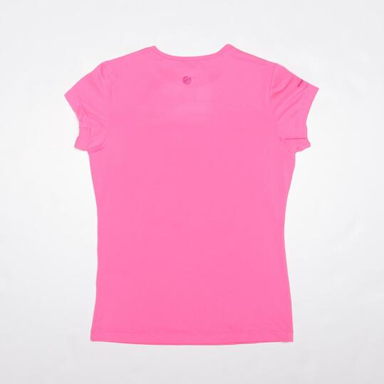 Camiseta Tenis PROTON BASIC Fucsia Niña (10-16)