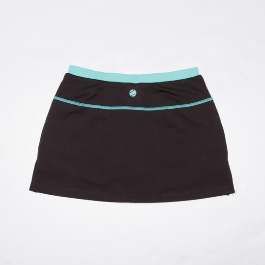 Falda Pantalón Tenis PROTON BASIC Gris Niña (10-16)