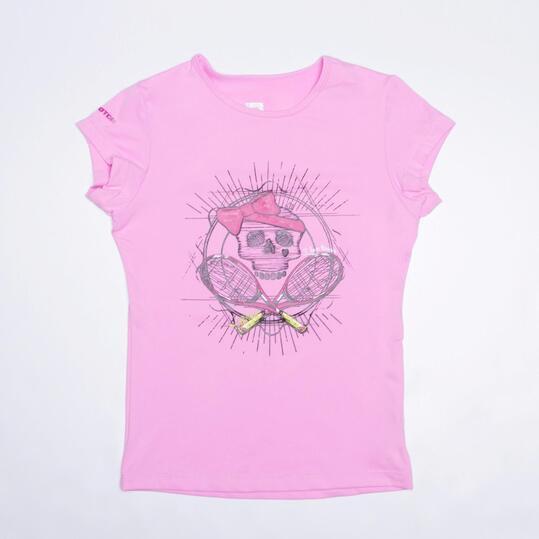 Camiseta Rosa PROTON Niña (10-16)