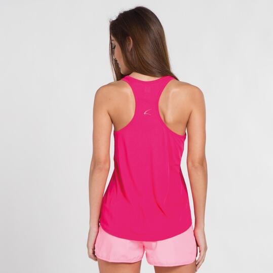 Camiseta Nadadora ILICO Fucsia Mujer