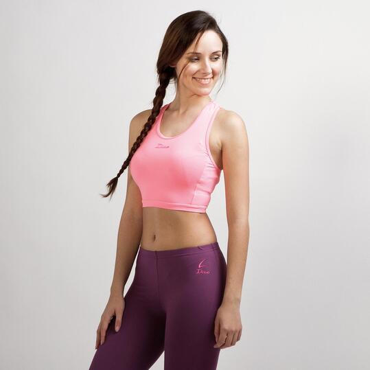 Top Deportivo ILICO Rosa Mujer