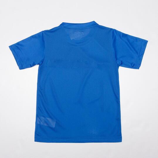 PUMA ESQUADRA Camiseta Fútbol Azul Niño (10-16)