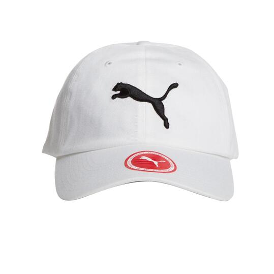 PUMA BIG CAT Gorra Casual Blanco Negro Hombre
