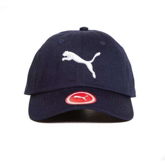 PUMA BIG CAT Gorra Casual Marino Blanco Hombre