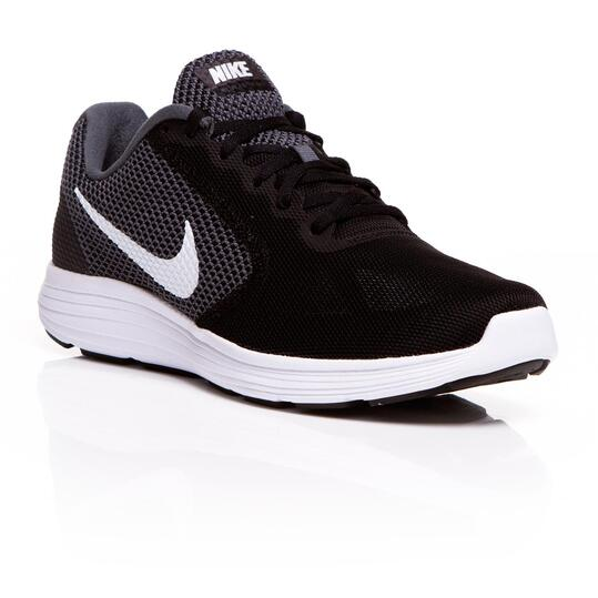 Zapatilla Revolution 3 Gris Nike wGV7hIAft