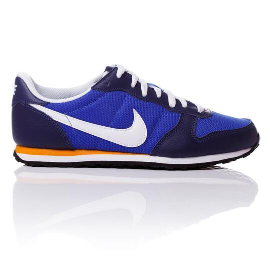 Nike Genicco - Zapatillas para hombre, color azul, talla 44