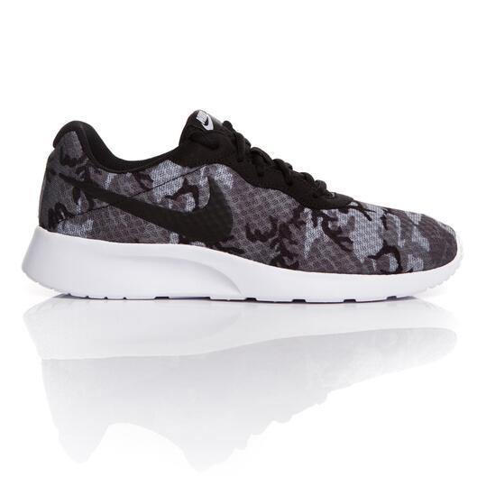 NIKE TANJUN Zapatillas Sneakers Camuflaje Hombre