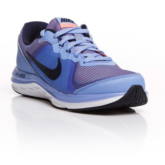 NIKE DUAL FUSION Zapatillas Running Niña Azul (36-38,5)