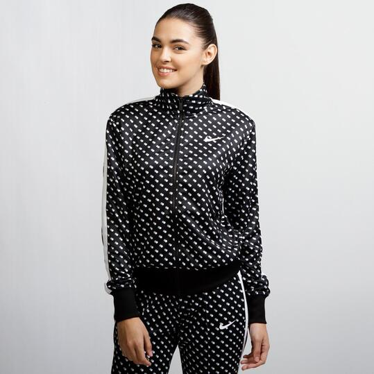 NIKE POLY Chándal Negro Mujer