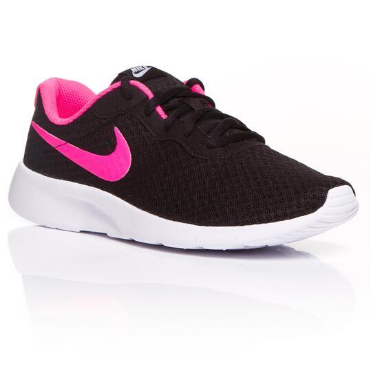 NIKE TANJUN Zapatillas Sneakers Negro Niña (36-38,5)