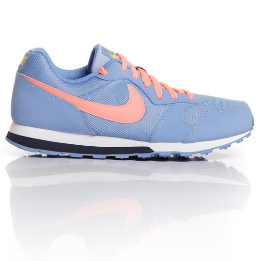 NIKE MD RUNNER Sneakers Azul Niña (36-38,5)