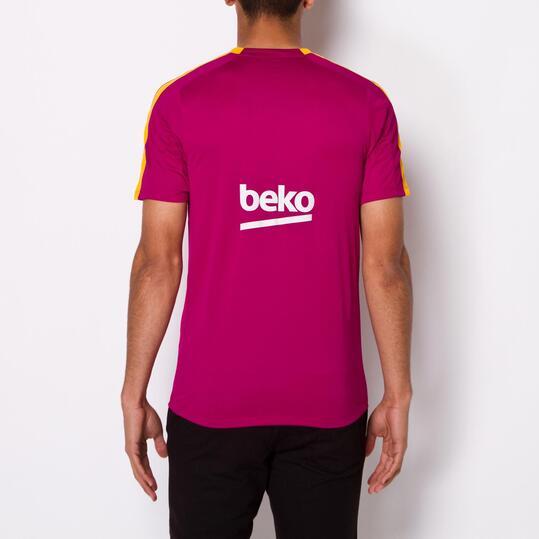 NIKE Camiseta Entreno Barcelona C.F.