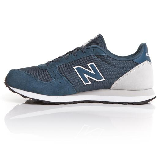 NEW BALANCE RETRORUNNING Sneakers Gris Hombre
