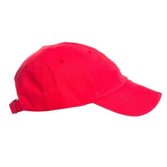 NIKE H86 Gorra Casual Logo Rojo Mujer