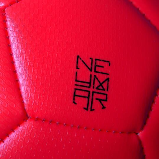 NIKE PRETIGE NEYMAR Balón Fútbol Rojo