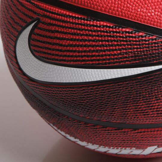 NIKE DOMINATE Balón Baloncesto Rojo