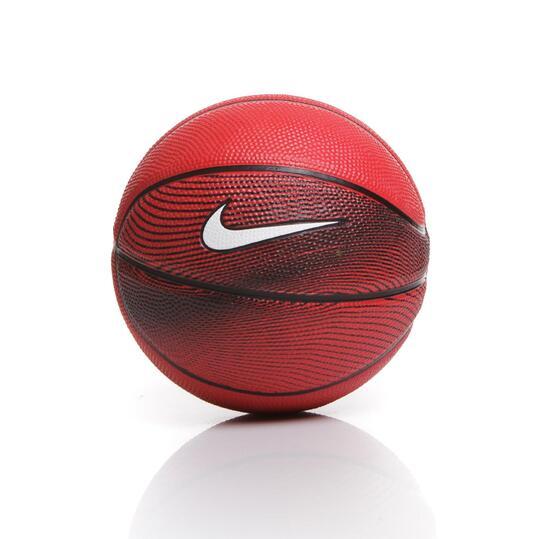 NIKE SWOOSH Minibalón Baloncesto Rojo