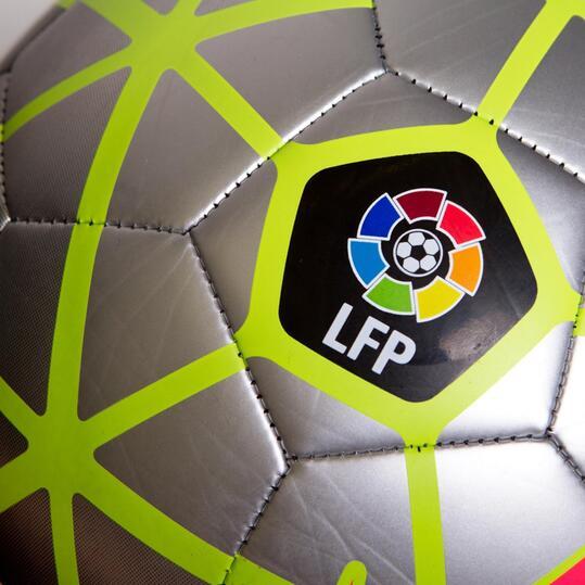 NIKE PIICH LFP Balón Fútbol Plata