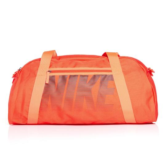 NIKE Bolsa Deporte Pequeña Naranja