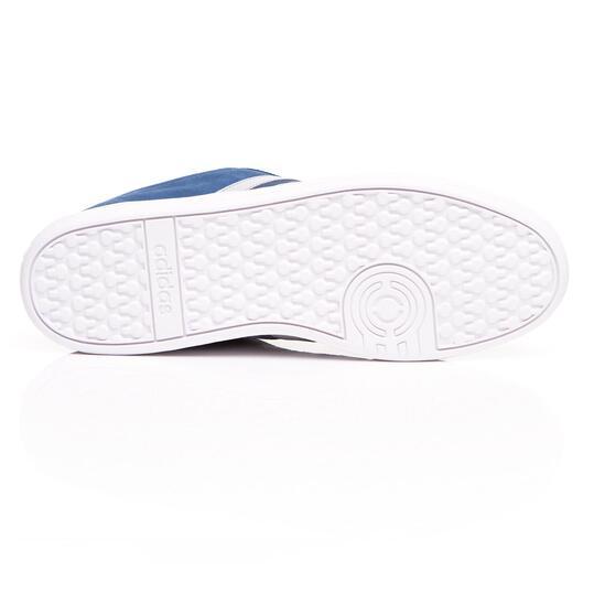 ADIDAS VLCOURT Zapatillas Casual Ante Azul Hombre