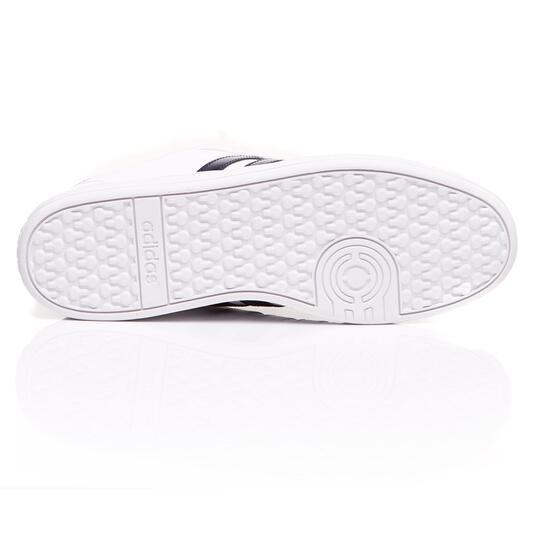 zapatilla adidas vlneo court blanca