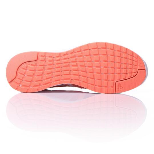 ADIDAS DURAMA Zapatillas Casual Niña Negro Coral (36,5-40)