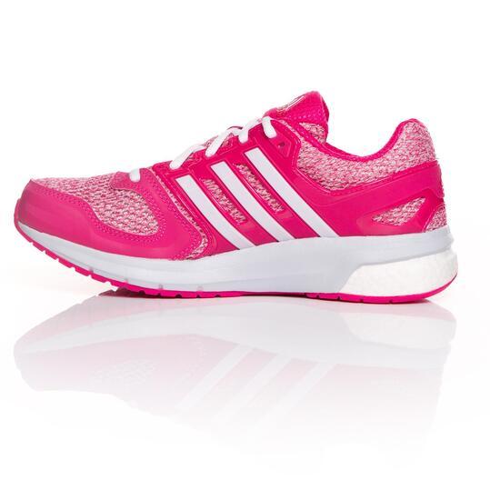 zapatillas de running de mujer questar boost adidas
