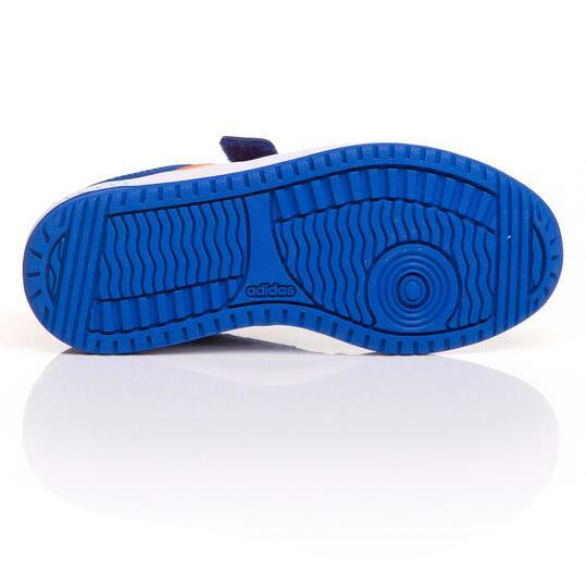 ADIDAS HOOPS Sneakers Niño Azul (28-35)