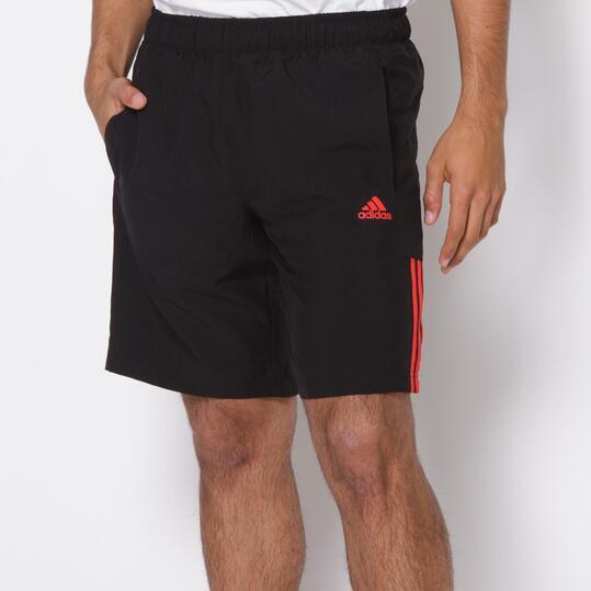 a86553809 adidas Pantalón Corto Tenis Negro Hombre - NEGRO | Sprinter