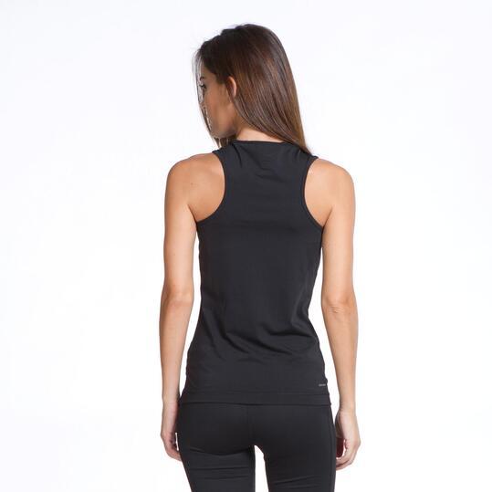 ADIDAS PRIME Camiseta Negra Mujer