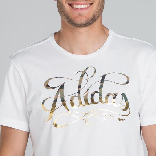ADIDAS FOIL LINEAGE Camiseta Hombre