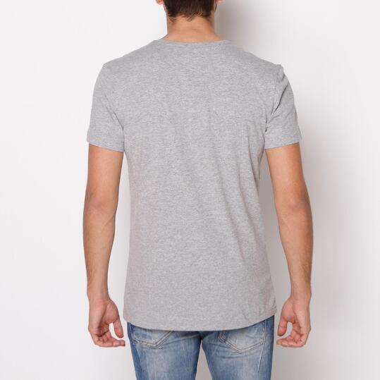 ADIDAS QQR Camiseta Gris Hombre