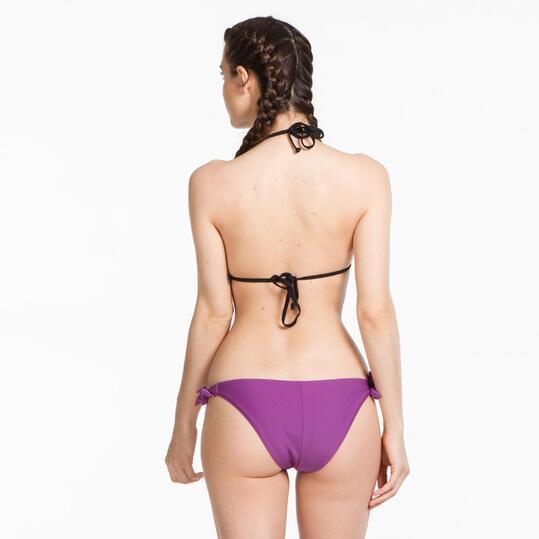 Top Bikini UP STAMPS Rayas