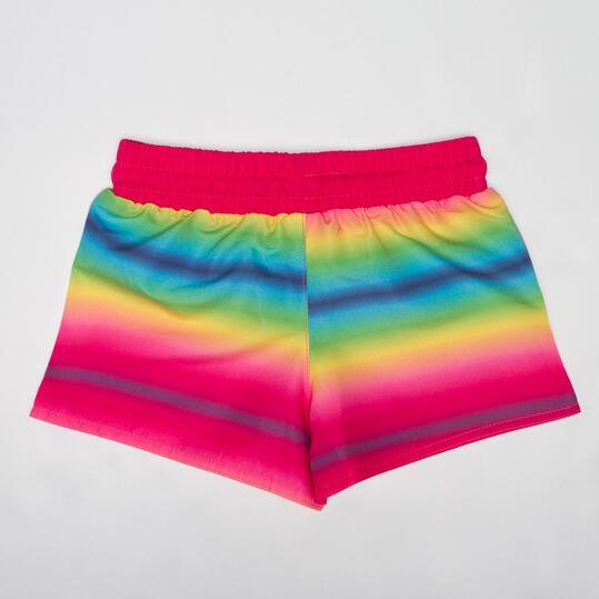Pantalón Corto UP STAMPS Multicolor Niña (10-16)
